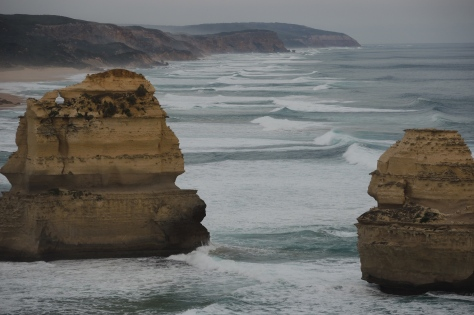 Whether your eye catches the towering limestone rocks or the endlessly sweeping wave action, natural beauty is abundant.