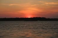 Sunset NTB 2014 Bermuda Landing