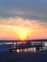 Sunset Topsail Beach Breezeway