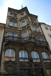 Older building with character, Bratislava