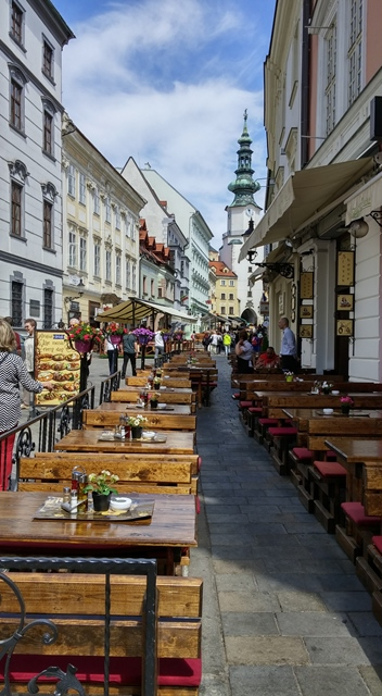 Michalska street, Bratislava