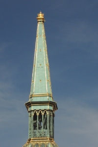 Steeple of St. Martin's Cathedral, Bratislava
