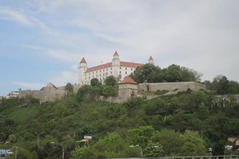 Castle hill, Bratislava