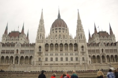 Budapest Parliament on the Danube
