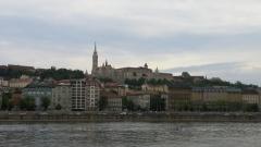 St. Matyas Church spire, Budapest