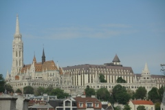 St. Matyas Church, Budapest