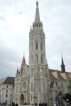 Matyas Cathedral, Budapest