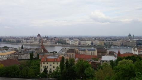 MS River Rhapsody in Budapest