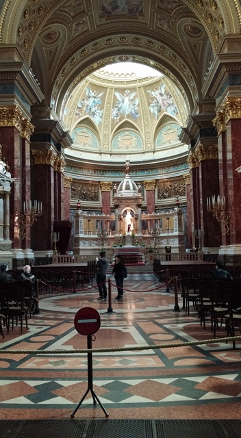 St. Stephen's Sanctuary, Budapest
