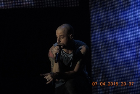 Daughtry brings it down low.