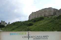 Chateau Gaillard, Les Andelys, Normandy, France