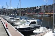 Port in Honfleur