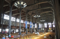 Inside St. Catherine