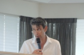 Lecturer Nigel Stewart