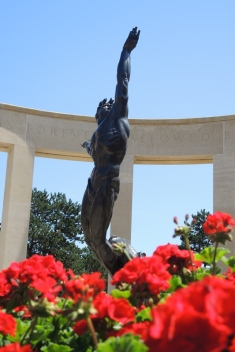 American Cemetery Monument
