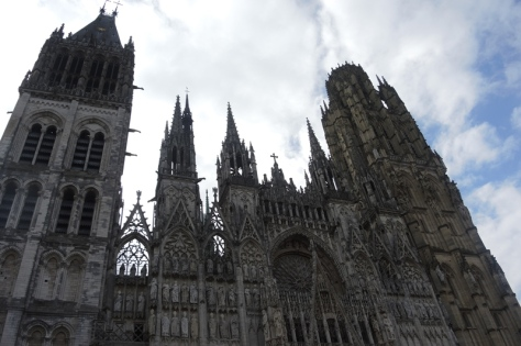 Rouen's Notre Dame Catherdral