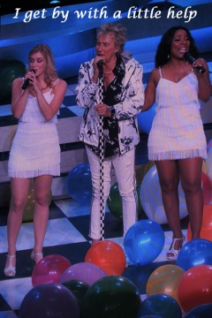 Rod Stewart Vocalists