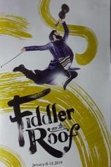 Fiddler Playbill