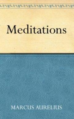 Cover: Marcus Aurelius Meditations